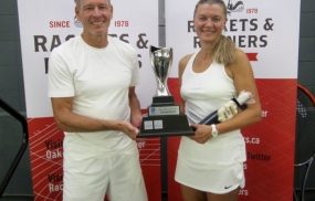 2018 Rackets & Runners Mixed Doubles